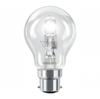Halogen Classic 28W (40W) B22 240V A55 1CT/15 SRP (252859) (Συσκευασία : 10τμχ)
