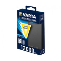 POWER BANK VARTA SLIM POWER BANK 12000mAh