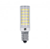 LED SMD ΛΑΜΠΑ Ε14 230V 6W ΛΕΥΚΟ (Συσκευασία : 20τμχ)