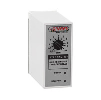 RAS-60P DELAY OFF ΜΕΤΑ ΑΠΟ ΔΙΑΚΟΠΗ ΤΑΣΗΣ & ΡΥΘ ΧΡΟΝΟΥ 5s-10m 24V 8PIN